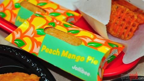 Jollibee: Peach Mango Pie