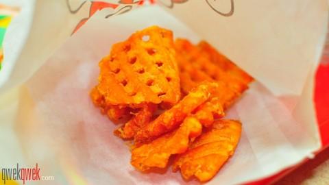 Jollibee: Sweet Potato Fries